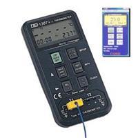TES-1307 K/J 记忆式温度表 TES-1307 K/J