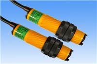 HG-M18-T(0-20)NC对射式直流NPN输出常闭型光电开关传感器 HG-M18-T(0-20)NC