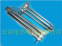 干燥机加热管、无锡电热管、不锈钢电热管、法兰电热管 法兰电热管
