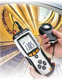 DT-8809A系列 专业照度计/光度计 DT-8808/8809A