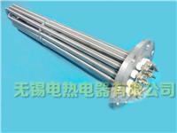 大功率法兰加热管、无锡法兰电热管、不锈钢法兰电热管 法兰电热热管