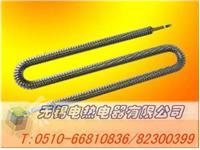 翅片式空气电热管 电热管,电热棒,电加热器,电热圈
