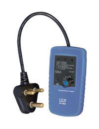 DT-903 插座相序及接地漏电流检测仪 DT-903