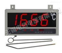 无锡大屏幕钢水测温仪 W550熔炼测温仪 铁水测温仪 大屏中频测温仪