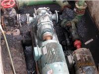 力华超浓稠污泥输送泵-粘稠污泥泵