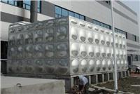 西安不锈钢环保水箱