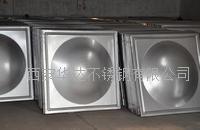 西安不锈钢水箱材质 1x1米、1x0.5米和0.5x0.5米