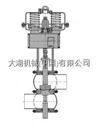 ARCA 太陽能發電熔鹽截止閥  ARCA Plug Valve