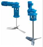 Chemineer 酸堿廢水PH調節池攪拌器 Chemineer 15MRD-10 Agitator