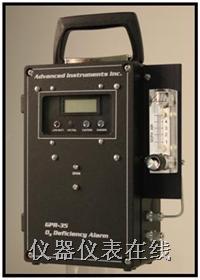 便携式高纯度氧分析仪 GPR-3500MO