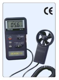 風速計/風溫計 AVM-03