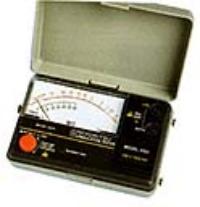 指针式绝缘测试仪 3166
