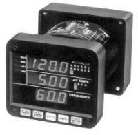 三相数字式电压-电流表 DMVA100