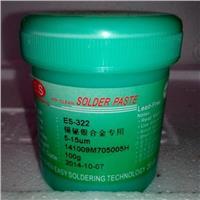 无铅中温助焊膏 ES-322