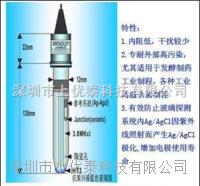 高堿專用酸堿度電極 E-2176