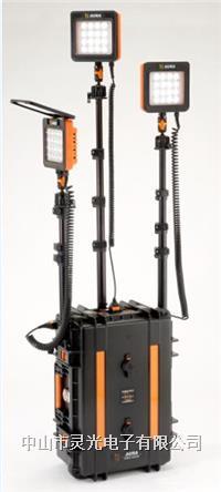 灵光 XC5-16WS×3便携式移动照明系统 LED灯 工程灯 升降灯  XC5-16WS×3