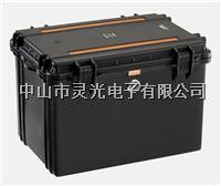 灵光AI-3.8-2624防潮安全装备箱 防水工具箱 仪器箱 防潮箱 可配肩带