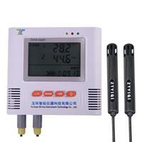 双路溫濕度記錄儀 i500-E2TH