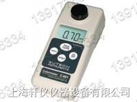 Eutech C201便携式防水型余氯总氯比色计 ECC201