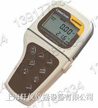 防水型Eutech CON400便携式电导率测量仪器 ECCONWP40003K