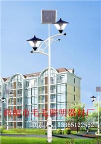 太阳能庭院灯6