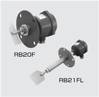 RB20F/RB21FT日本NOHKEN阻旋料位開關 RB20F/RB21FT