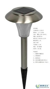 LED太阳能草坪灯 003