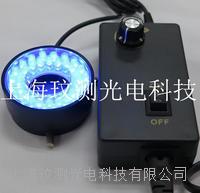蓝光小内径LED环形光源灯源