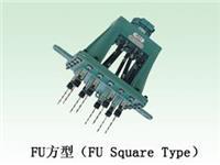 固定式多轴钻孔器 FU型方型