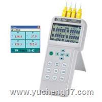 四信道温度计/记录器TES-1384