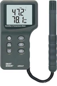 温湿度计 AR847