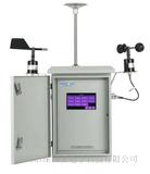 大氣環境監測係統廠家 四氣兩塵氣象五參數監測儀