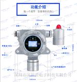 工業用 聲光報警二氧化硫so2氣體檢測儀