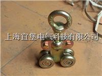 汽车厂工具滑轨小车@四轮板式工具滑车@纵轨导轮滑车