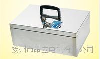 JDB-1移动式不锈钢静电接地报警器  JDB-1