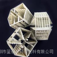 PPH六棱环多孔填料特用于贵金属废水吸附耐腐蚀耐磨损冷却废气脱硫塔填料化工填料 LTX-DLH