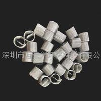 深圳专业厂家生产实验室填料不锈钢多层矩环状西塔环狄克松填料分离设备配件 HF-DKS