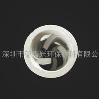 锅炉除垢陶瓷鲍尔环填料洗涤塔冷却塔回收再生塔脱硫塔干燥塔吸收塔用料化工钢铁设备配件 HF-CBEH
