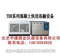 砼自动快速冻融试验设备 TDR-3型