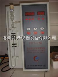 数显勃氏透气比表面积仪(水泥比表面积测定仪) FBT-5型