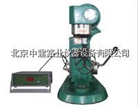 水泥净浆搅拌机使用说明 NJ-160型