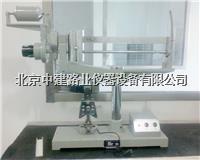 水泥电动抗折试验机操作规程 DKZ-5000型
