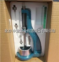 水泥稠度凝结时间测定仪(维卡仪)使用说明 ISO型