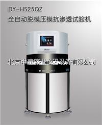 全自动脱模压模抗渗透性试验机 DY-HS25QZ型