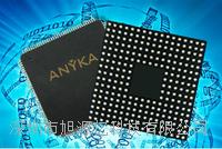藍牙4.0智能燈控方案 安凱AK1055C