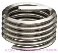 不銹鋼螺紋套 南京M3-0.5不銹鋼螺紋套價格