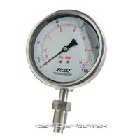 高压耐振型隔膜压力表 PT124Y-621