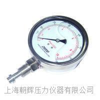 ZHYQ标准型卫生隔膜压力表【厂家】 PT124Y-620