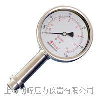 ZHYQ压板式卫生隔膜压力表【厂家】 PT124Y-622