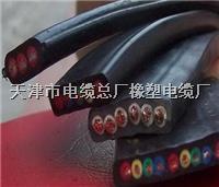 YFB橡套扁电缆 YFB